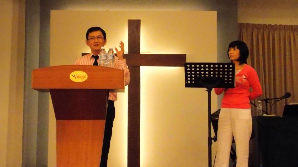 Pastor Philip Tan