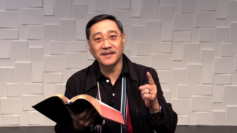 Rev Edmund Chan
