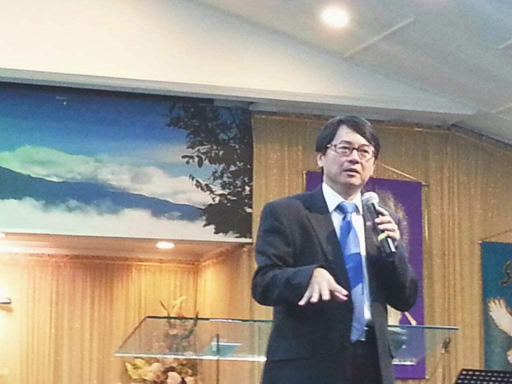 Rev Alvin Cheah