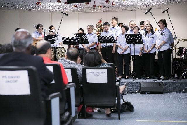 The choir of Talam Transform Bhd