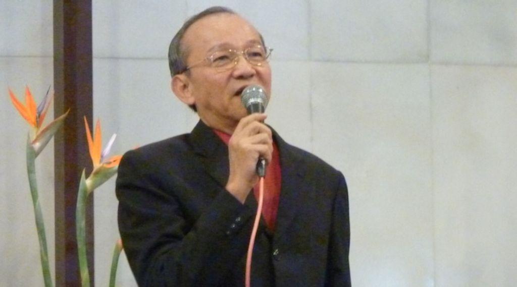 Rev Dr Yu Chee Huat