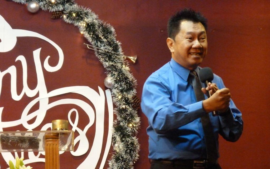 Rev Looi Kok Kim