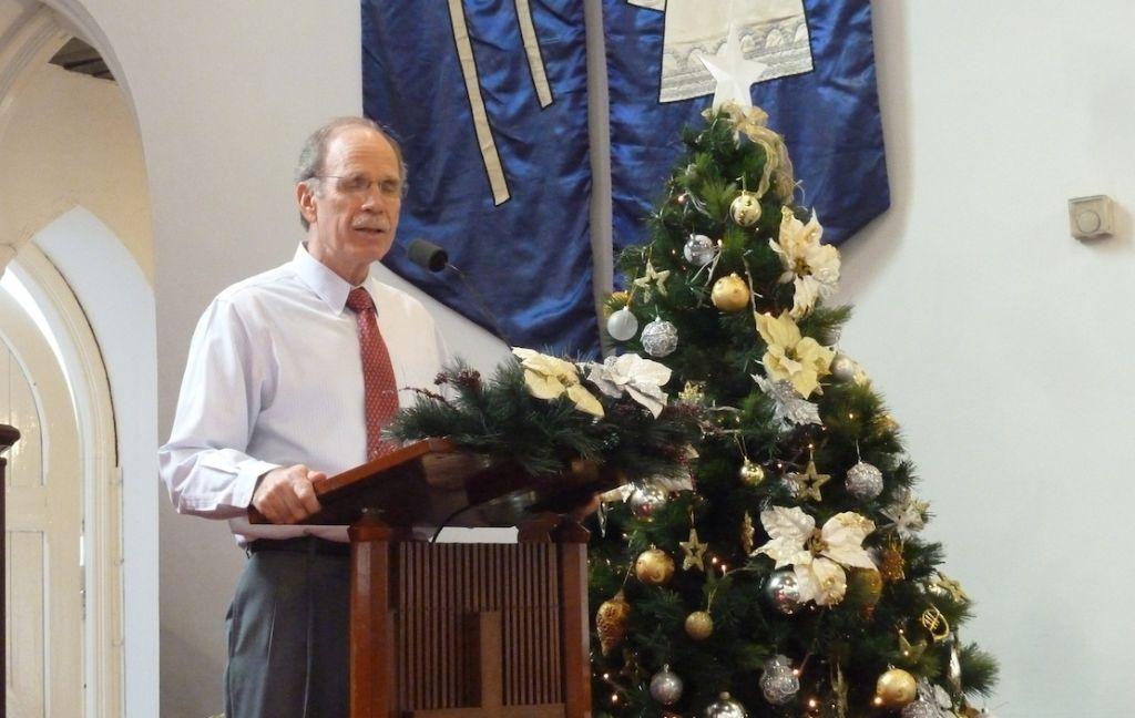 Rev Dr Robert Weniger