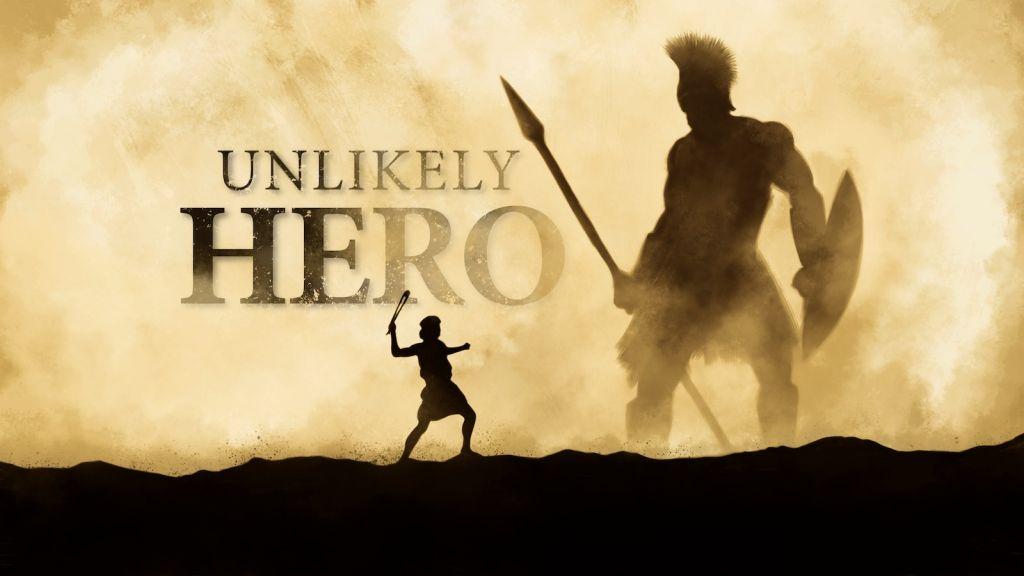 Unlikely Hero Tan smaller