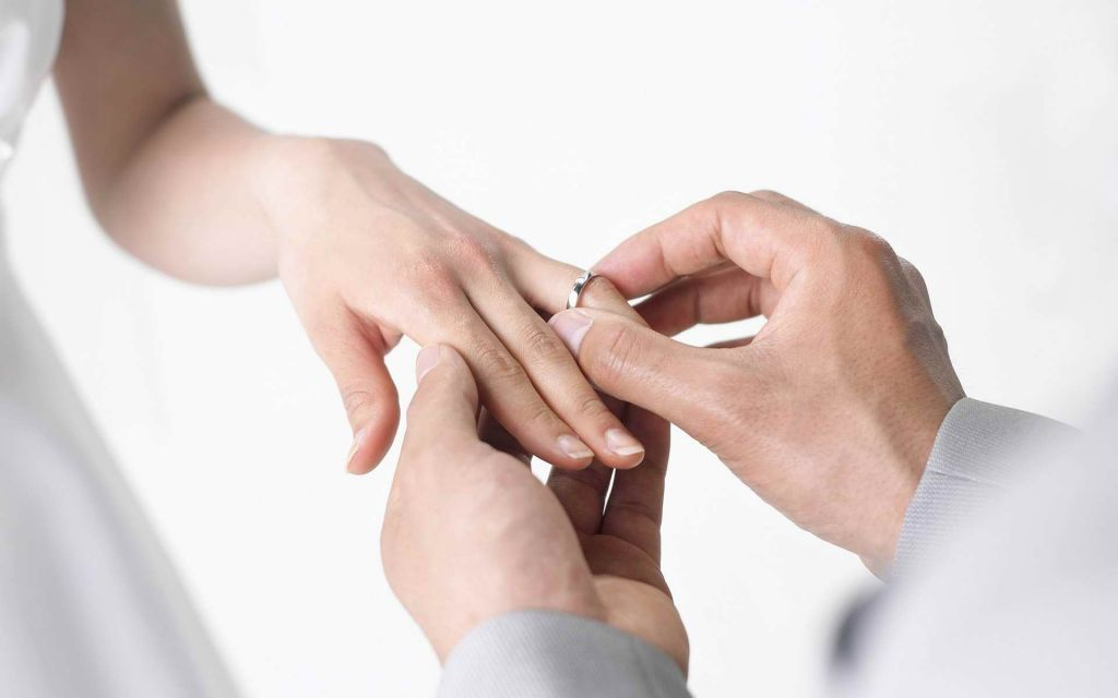 Wedding Rings Hands Groom Bride Malaysia S Most Comprehensive