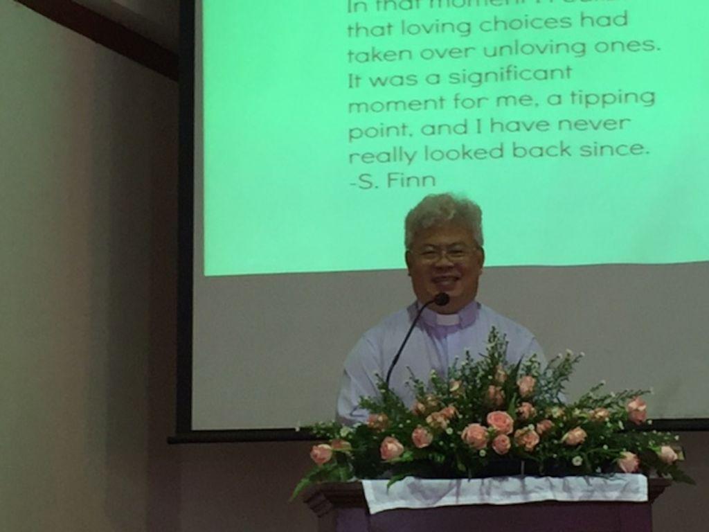 Rev Lau Tong Hoong