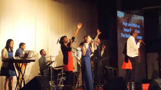 The Praise and Worship Team of City Revival Church