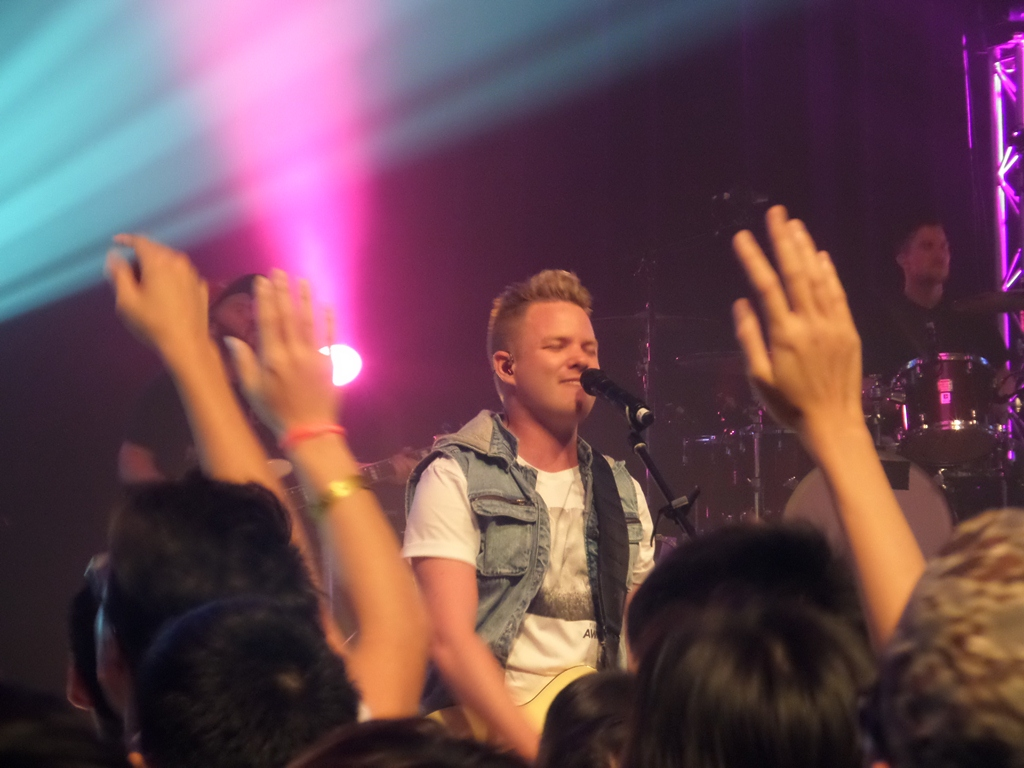Joth Hunt in Planetshakers Awakening Conference in DUMC