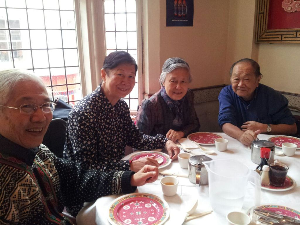 The Chuas and Chongs in London