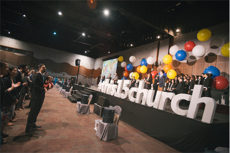 Praise and Worship (Compliments of Actsposure, the photography ministry of Acts Church)