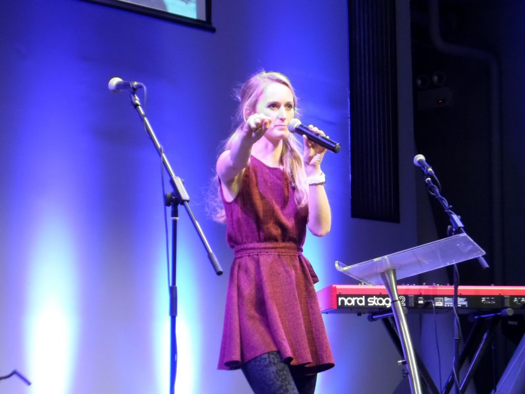 Pastor Anna Hellebronth