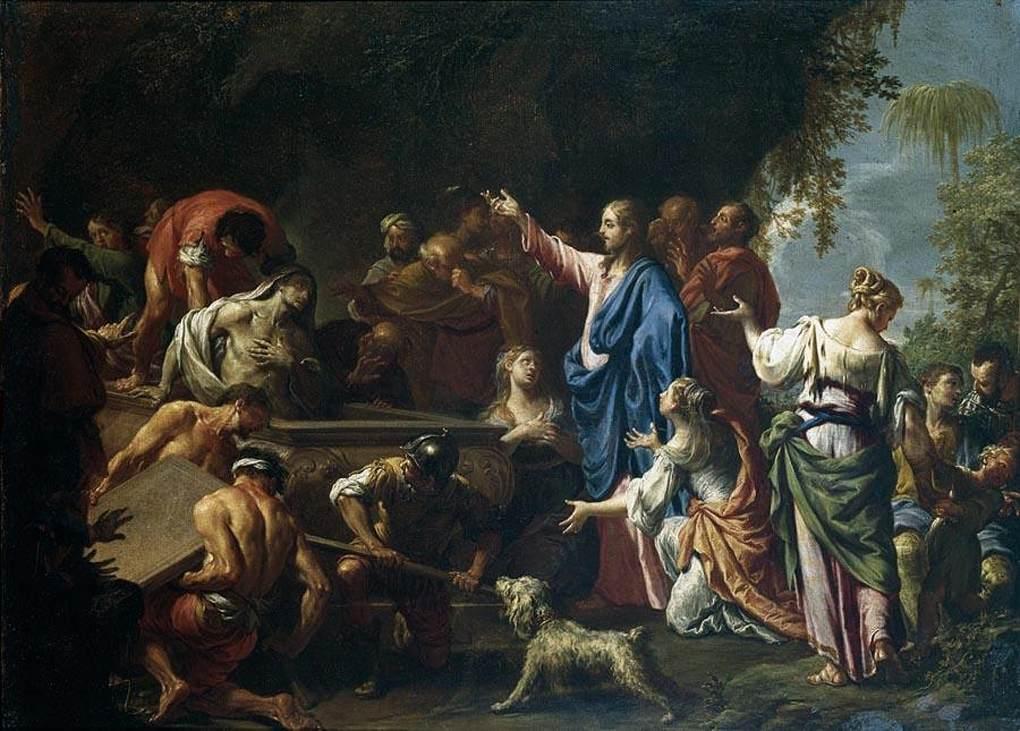Francesco_Trevisani_-_The_Raising_of_Lazarus_-_WGA23058
