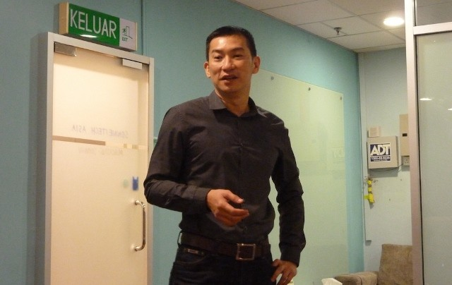 Terence Jiam, Master Trainer of Personality Identification (PID)
