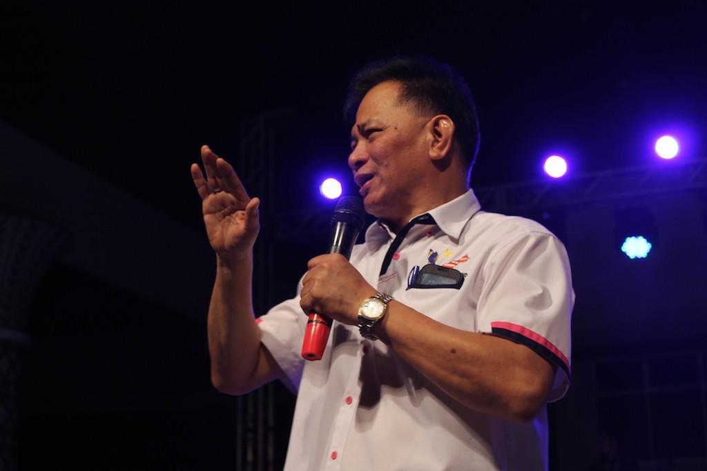 Reverend Augustine Saang