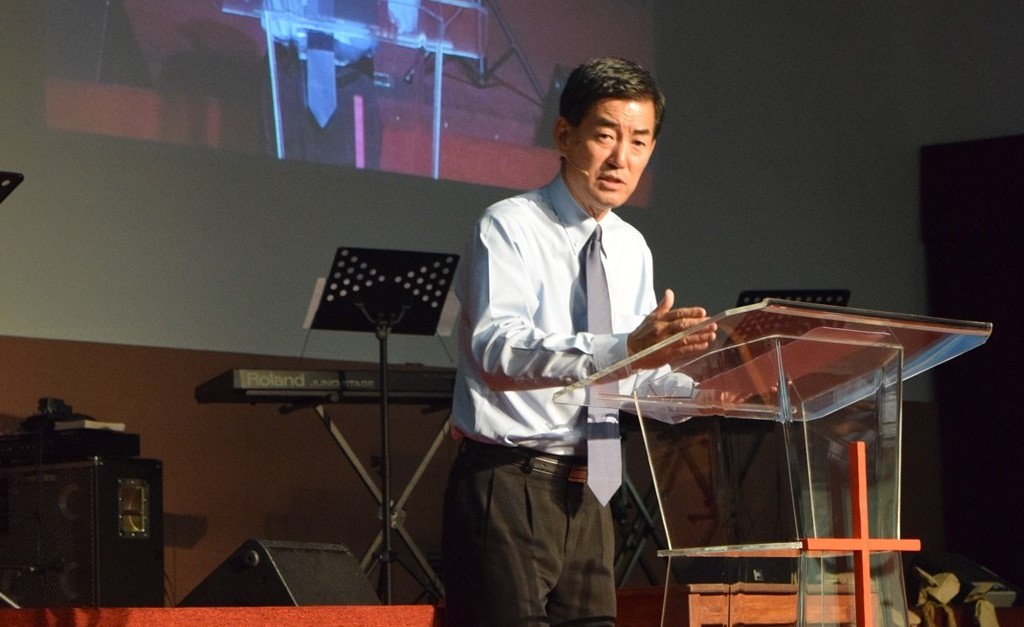 Pastor Peter Tsukahira