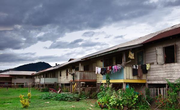 Bario-Longhouse