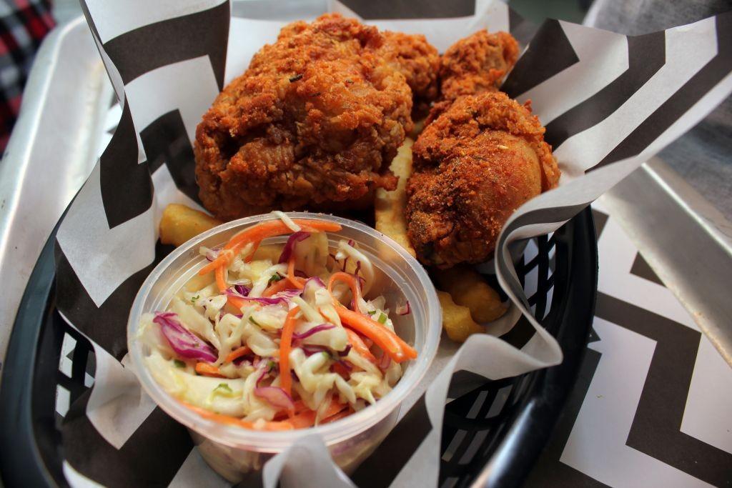 Spicy Berembah Chicken