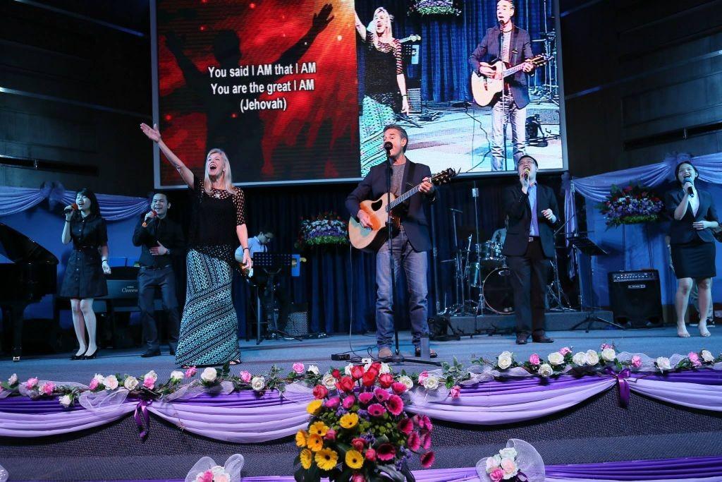 Photo Credits: Kuala Lumpur Baptist Church; Peter Lim