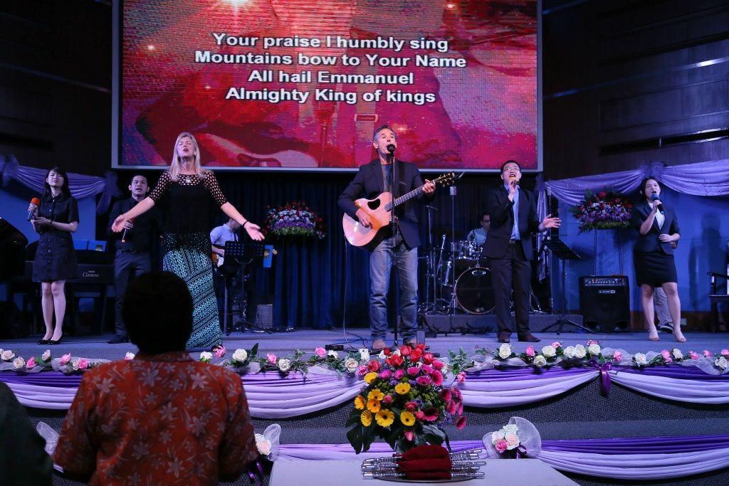 Photo Credit: Kuala Lumpur Baptist Church; Peter Lim
