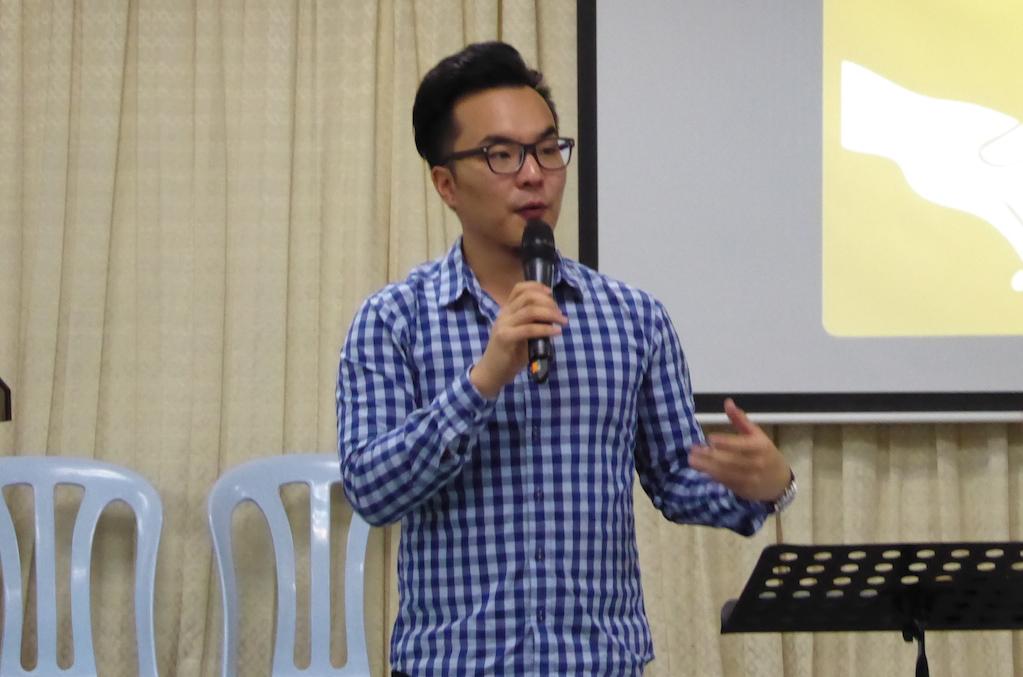 Josh Yeoh at Kajang AOG