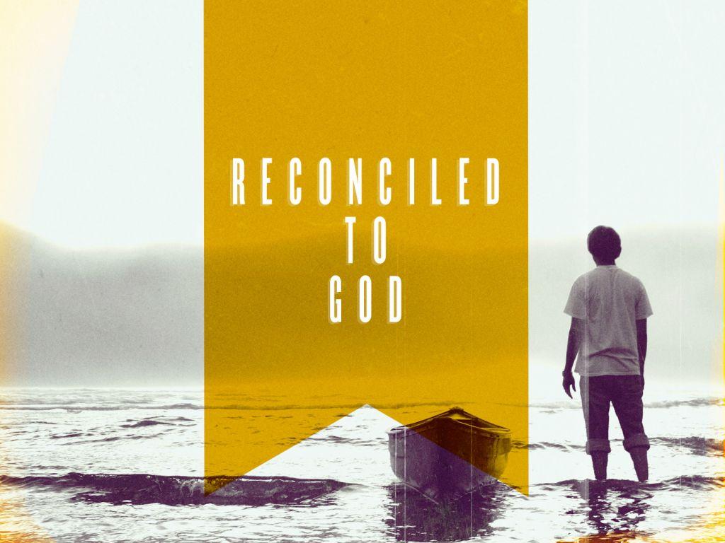 reconciledtoGod