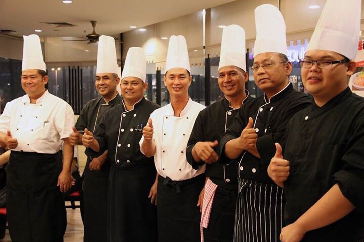 Shogun/Saisaki head chefs, also the master chefs behind Shogun2U