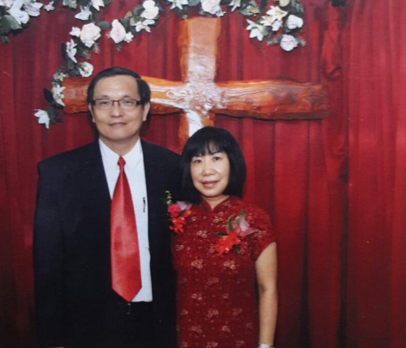 Pastor Henderson Wee and his wife Maureen Khor