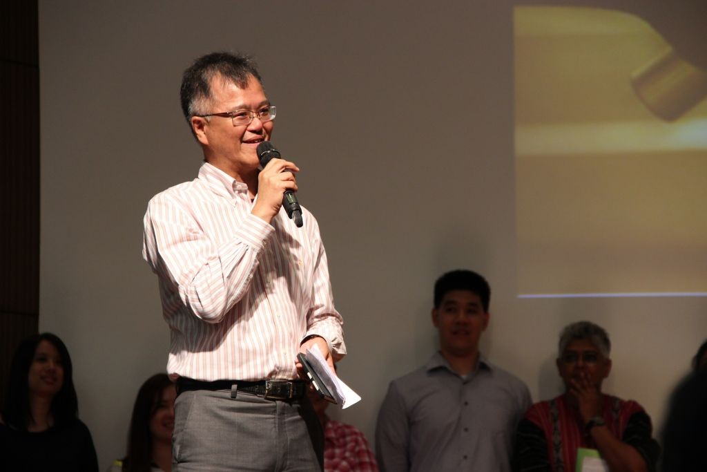 Bro.Chew Phye Keat, Chairman of the Executive Committee