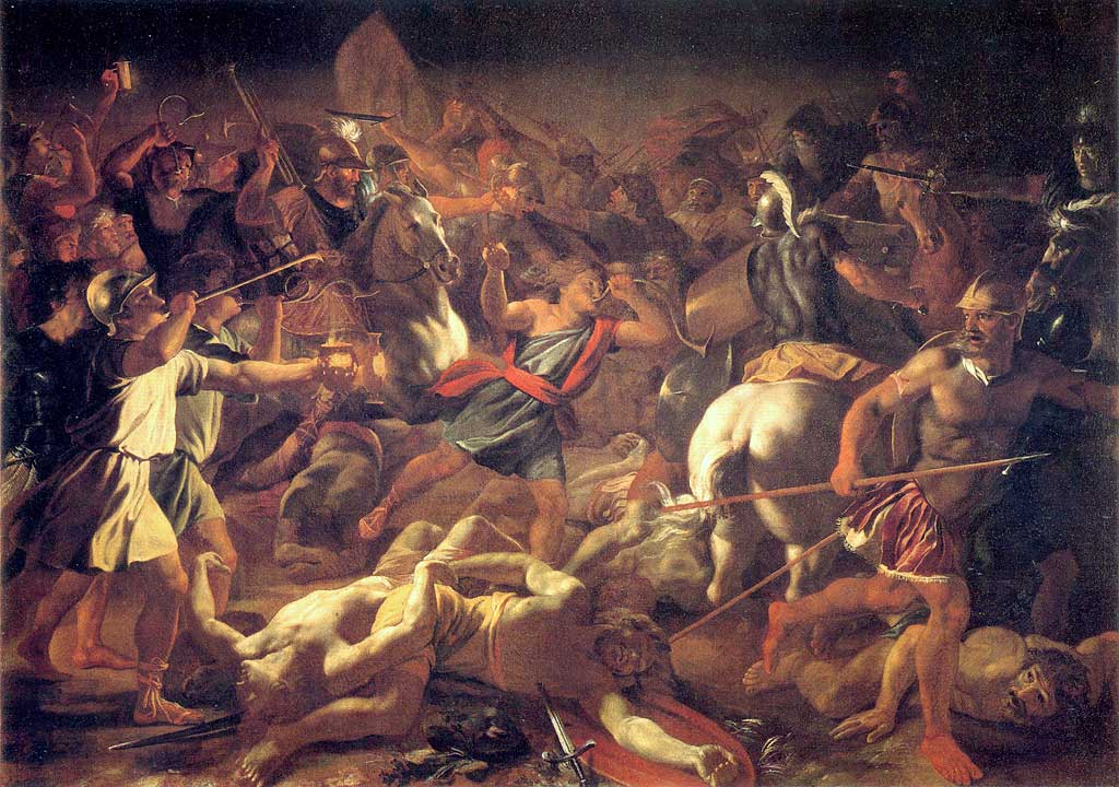 The Battle of Gideon Against