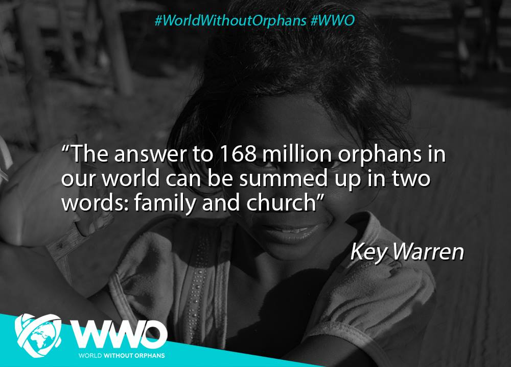 Photo Credit: World Without Orphans