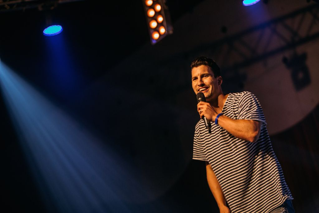 Pastor Andy Harrison