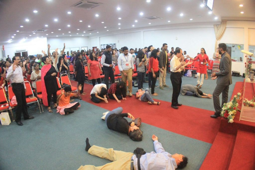 Revive Nations at Harvest Revival Centre, Butterworth, Penang