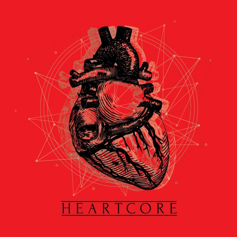 Army of Three's second full album, Heartcore