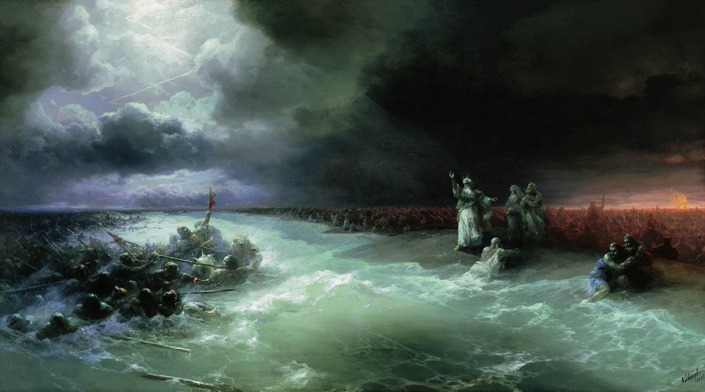 Aivazovsky_Passage_of_the_Jews_through_the_Red_Sea