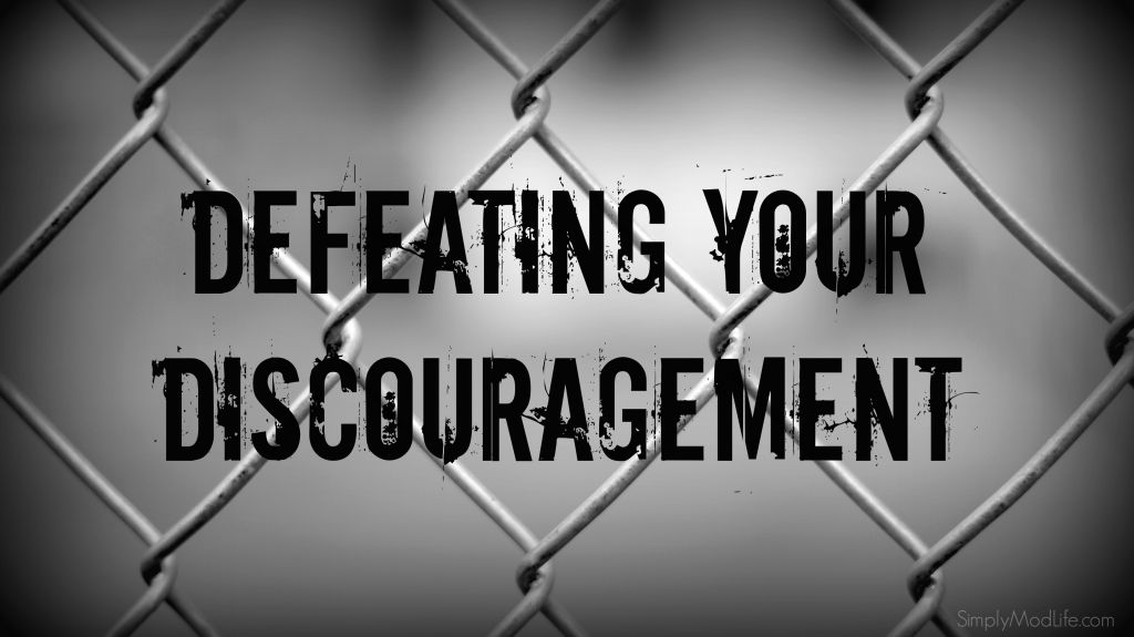 Defeating-Discouragement