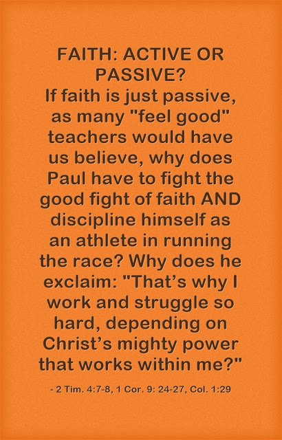 FAITH-ACTIVE-OR-PASSIVE
