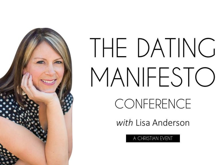 Lisa anderson the dating manifesto