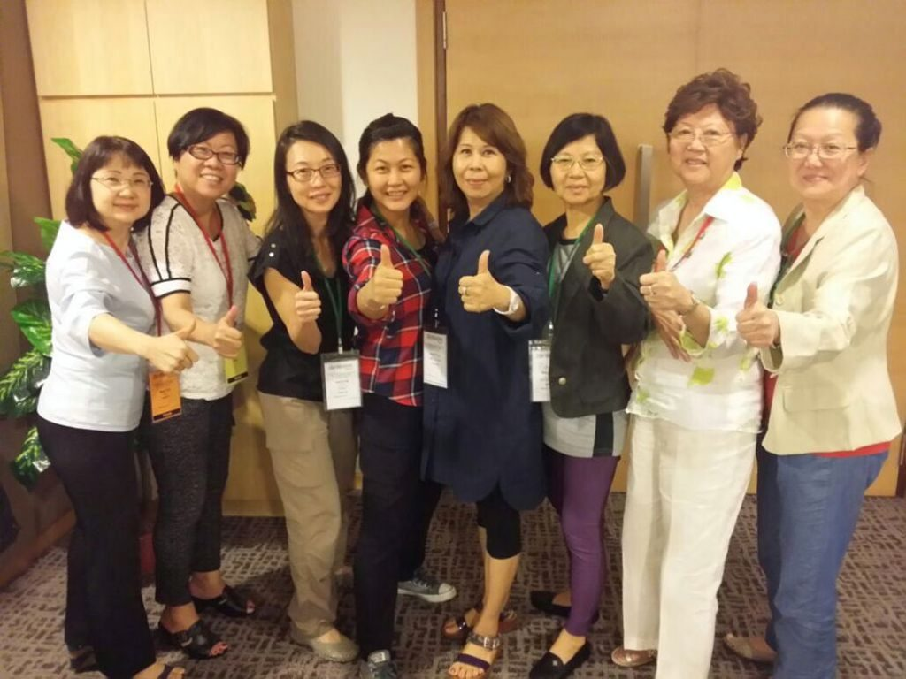 Participants of Ellel 7-Day International Training School