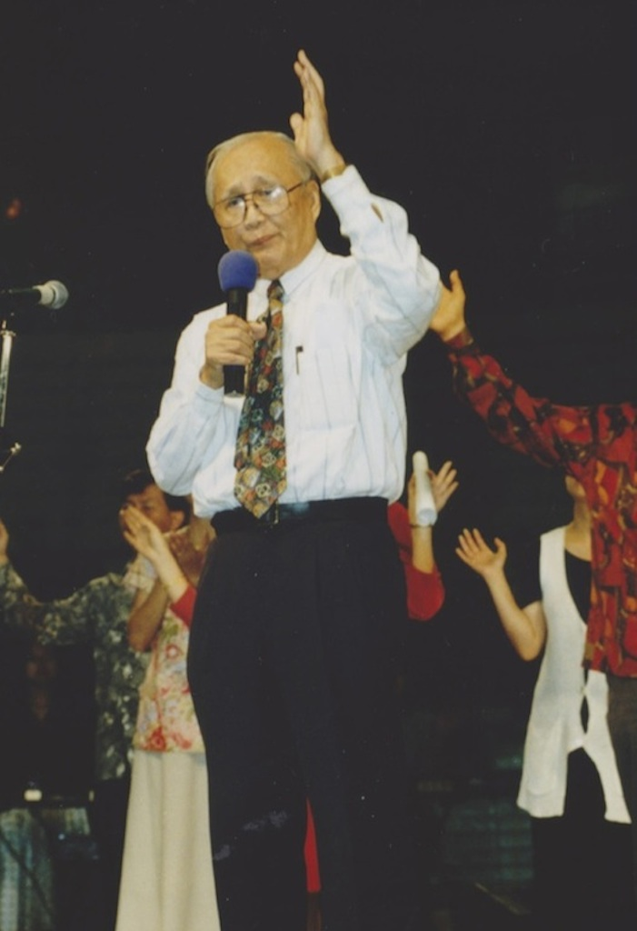 Elder Ang Chui Lai