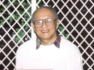 The beloved Elder Ang Chui Lai