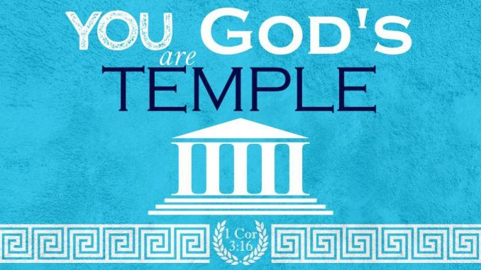 Image result for we at the temple of god